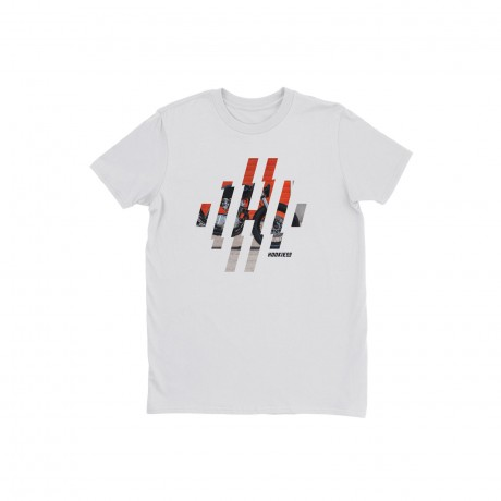 Distorted H Tee