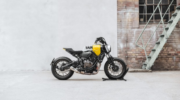 Yamaha XSR700 YARD Built: The Final