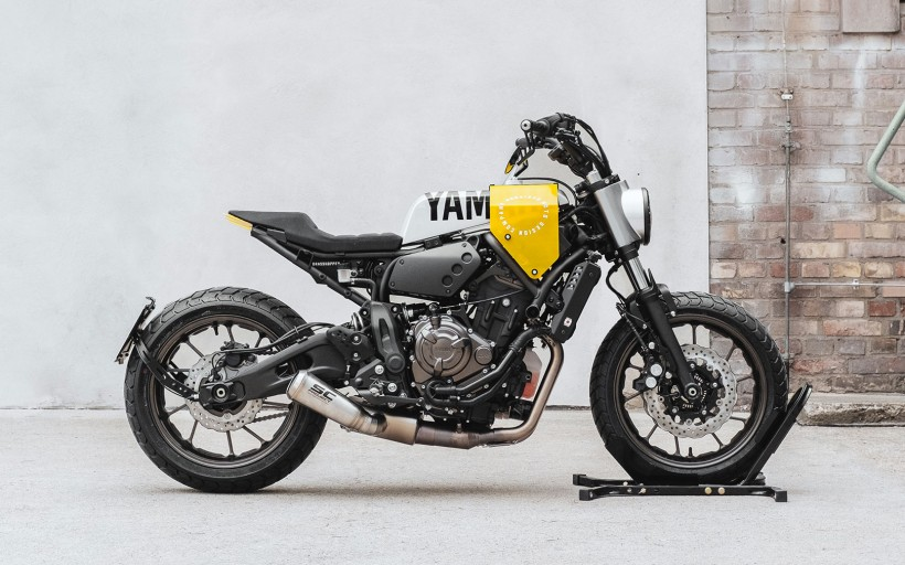 Grasshopper – Yamaha Yard Built
