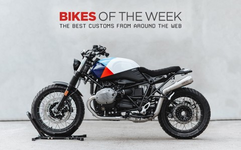 Street Eagle: Small changes for BMW R NineT