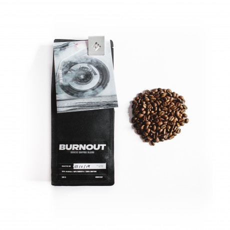 Burnout Coffee, 500g