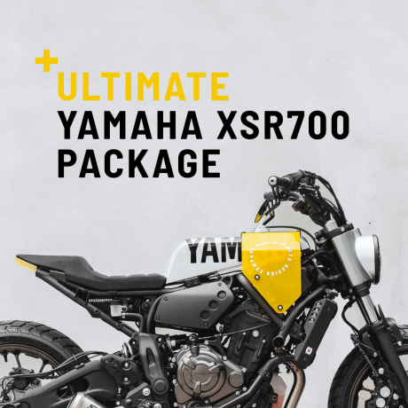 Ultimate Yamaha XSR700 Package