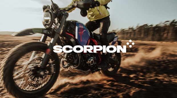 Get over here – Ducati Scorpion