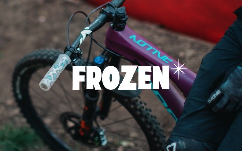FROZEN – a new bicycle brand is born!