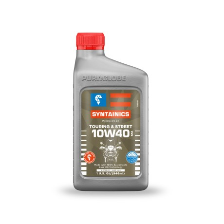 Syntainics Motorcycle Oil 10W40
